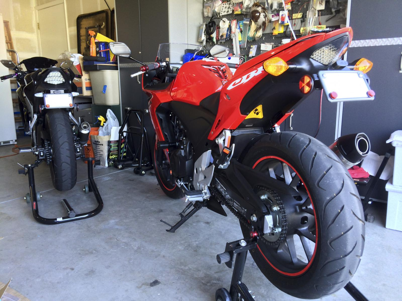 Red Honda Cbr500r Picture Thread Page 5 Honda Cbr500r